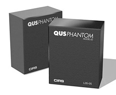 Quantitative Ultrasound Phantom CIRS 063